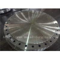 Quality Max OD 3000mm ASME F316L stainless steel discs 16 Inch Intergranular Corrosion Test and UT Test for sale