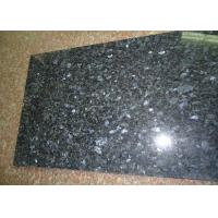 Quality 30.5x30.5cm Blue Pearl Granite Tile , Granite Kitchen Wall Tiles Iridescent Look for sale