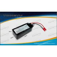 Quality Light Weight RC LIPO Battery Pack 11.1V 5200mAh 30C For Electric Aviation for sale