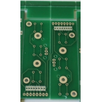 Quality 4 Layer FR4 Tg150 0.3mm Communication PCB Board Manufacturers for sale
