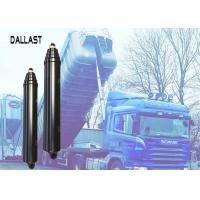 Buy cheap Single Acting Hydraulic Lift Ram  Long Stroke Telescopicing For Tipper Front Lifting from wholesalers