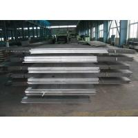 Quality 1200mm - 1800mm Width SS400, Q235, Q34 Hot Rolled Checkered Steel Plate / Sheet for sale