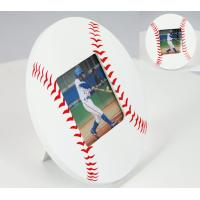 Quality Baseball like photo frame or Picture frame 3*3'' for sale