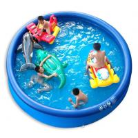 Quality Famliy Intex PVC Infalatble Water Sport Toys , 0.6 mm Thickness PVC Inflatable Pool for sale