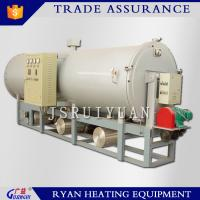 Buy cheap GYZ-W-4 Horizontal type PP melting furnace from wholesalers