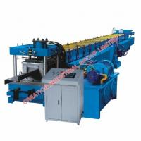 Quality Metal Z Section Profile Purlin Roll Forming Machine with Cold Roled Steel Strips Rollers for sale