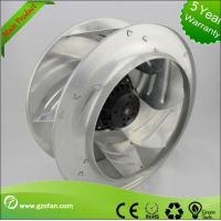 Quality Backward AC Centrifugal Fan , replace Ebm Papst Centrifugal Fan High Pressure for sale