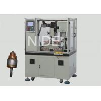Buy High flexiblity Commutator Fusing Machine With Walking Beam System , PLC Control at wholesale prices
