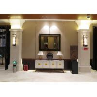 Quality Custom Hotel Lobby Furniture Modern Design Environmental Friendly Lacquer for sale