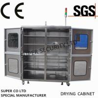 Buy Electronic Stainless Nitrogen Dry Cabinet with towder light, anti-humidity and dehumidification at wholesale prices