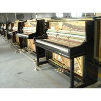 Buy 120cm Black Polished Folk Acoustic Upright Piano With Suzuki / Röslau String AG-120 at wholesale prices