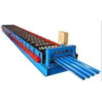 Quality Automatic Roof Panel Roll Forming Machine , Roofing Sheet Making Machine for sale