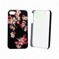 Quality Case with Dual Colors, Suitable for iPhone, Made of PC for sale