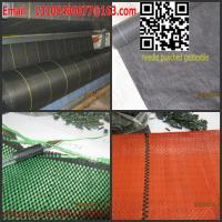 Quality PP woven Geotextile weed killer anti weed mat/weed control cover fabric for sale