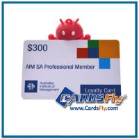 Quality plastic card manufacturer for sale