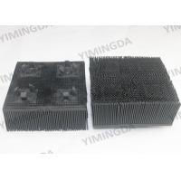 Buy Black color Nylon Brush 99*99*39mm Auto Cutter Bristle For Investronica Cutter at wholesale prices