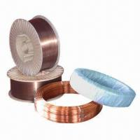 China Submerged-arc Welding Wire, Used on Boilers, Vessels of Nuclear Power Stations on sale