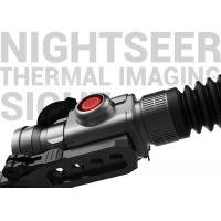Quality Uncooled Long Wave Infrared Thermal Scope Magnified For Day Night Engagements for sale