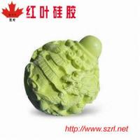 Quality pourable silicone moldmaking rubber(for foam resin crafts) for sale