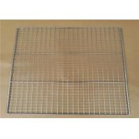 Quality Stainless Steel Wire Mesh Tray With Welded Type Used For Put Something for sale