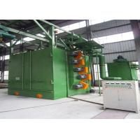 Quality Hanging Hook Sand Blasting Machine , Rust Removal Blast Cleaning Machine for sale
