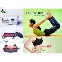 Quality Hyperthermic Cold Laser Weight Loss Machine Non Invasive Lypolysis Sculpsure for sale