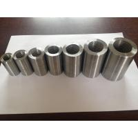 Quality Rebar Splicing Reinforcing Bar Couplers Reinforced Connecting Sleeve For Cable Connecting for sale