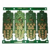 Quality Multilayer PCB for Skype Phone, Made of FR-4 Material for sale