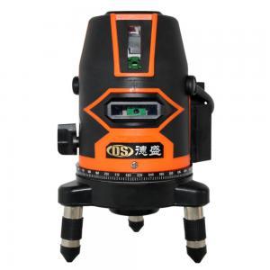 China 180º Self Leveling Rotating Laser / Line Laser Level Instruments EL-503 IP54 30m Detector on sale