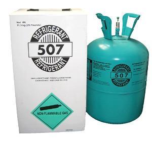 Quality R507 Refrigerant Gas for sale