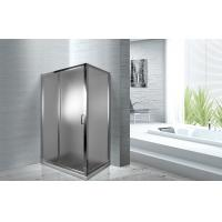 Quality 1100 X 800 Rectangular Shower Cabins Enclosure Normal Temperature Storage KPN52168 for sale