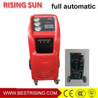 Quality R134A used full Automatic refrigerant recovery recycling recharging machine for sale