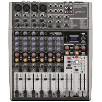 Buy Portable Audio Mixer Stage Mixing Console 4 Channel X1204USB Premium Ultra Low Noise at wholesale prices