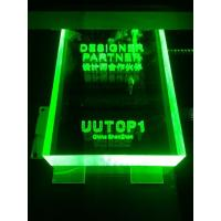 Buy cheap Perspex laser inner carve from wholesalers