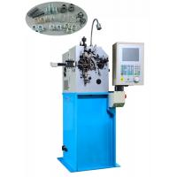 Used Spring Machinery For Helical Spring , CNC Wire Bending Machine With Double Axis