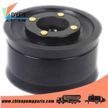 Buy Construction Building Truck Parts Concrete Pump DN200 Rubber Piston for Schwing at wholesale prices
