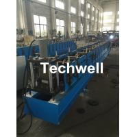 Quality Storage Rack Box Beam Roll Forming Machines for 1.5-2.0MM Galvanized Coil or Carbon Steel Material for sale