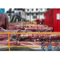 Quality High Precision Vertical Turbine Fire Pump 2500 Usgpm For Supermarkets / Office Buildings for sale