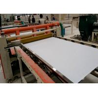 Quality Automatic and semi automatic PVC LAMINATED GYPSUM CEILING TILES making machine and prodution line for sale
