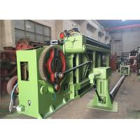 Quality Galvanized Wire Machine / PVC Wire Coating Machine With Automatic Lubrication System for sale