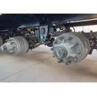 Quality Low Bed Semi Trailer Spare Parts 16T Three Wire Six Replacement Trailer Axles for sale