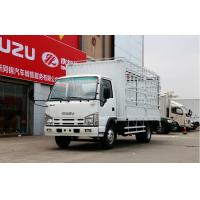 Quality HW76 Cab Euro II Small Cargo Truck 8x4 4x2 300l Fuel Tanker Capacity Multi Color for sale