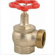 "Quality High Pressure 2"" BSP Fire Fighting Valves , Reliable Fire Hydrant Angle Valve for sale"