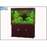 Buy Large Custom Glass Aquarium Dragon Fish Tank , Ecology Fish Tank with Filter 730 at wholesale prices