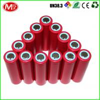 Quality 36v Lithium Ion 18650 Battery Pack 2600 Mah 3.7V Authentic Japan Brand for sale