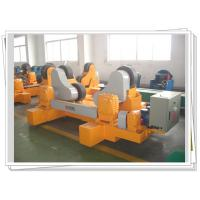 China PU Wheel Self Aligned Weld Rotator With Motorized Bogie For Vessel Rotary on sale