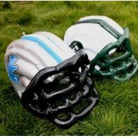 Quality Inflatable football helmet for sale