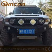 Buy All Year Aluminum Material Front Bumper Bullbar For FJ Cruiser at wholesale prices