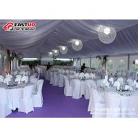 Buy Elegant Very Large Party Tent 30 X 30 Party Tent Rain - Proof High Reinforce at wholesale prices