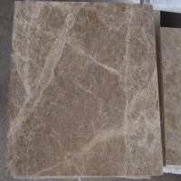 China China Building Decoration polished Light Emperador marble slabs on sale